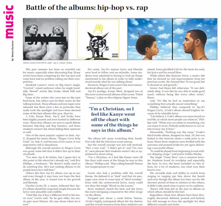 rap vs hip hop